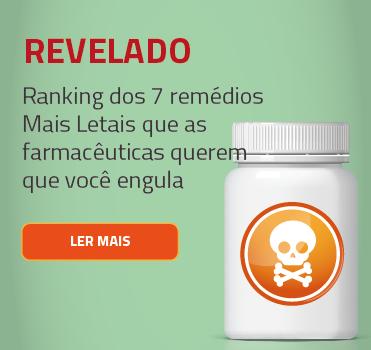 Ranking dos 7 remedios mais letais que as farmaceuticas querem que voce engula