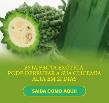 Esta fruta exotica pode derrubar a sua glicemia alta em 21 dias