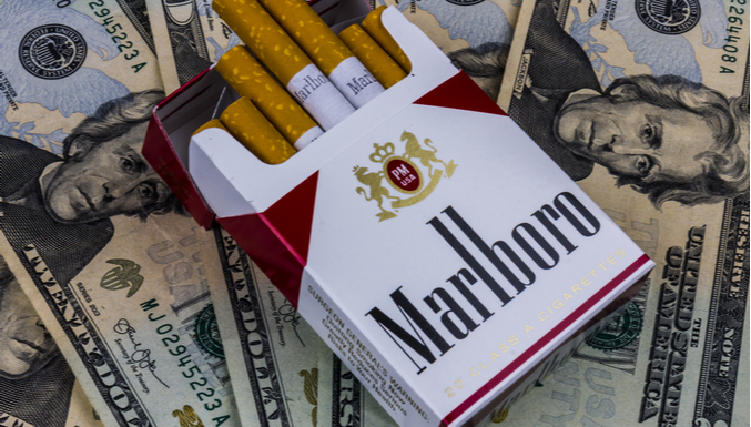 Empresa de remédio aceita proposta da Philip Morris, dona da Marlboro